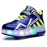 Wildfire Vine LED Lumières Clignotant Couleur Changeant Chaussures à roulettes...