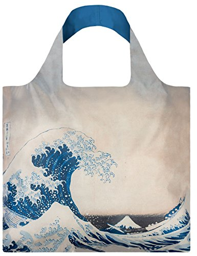 LOQI - MUSEUM COLLECTION - The Great Wave by Hokusai