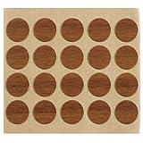 MAURER 5440124 - Tapatornillos Adhesivos Sapelly