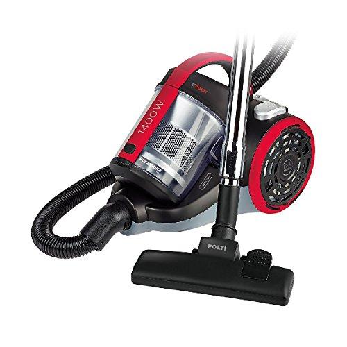 POLTI Forzaspira C110 Senza Sacco Potenza 800 Watt Capacità 2 L Colore Rosso/Nero