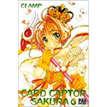 Card Captor Sakura, tome 6