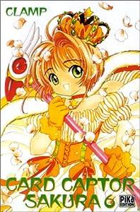 Card Captor Sakura Edition simple Tome 6