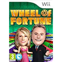 Wheel of Fortune (Wii) [Importación inglesa]