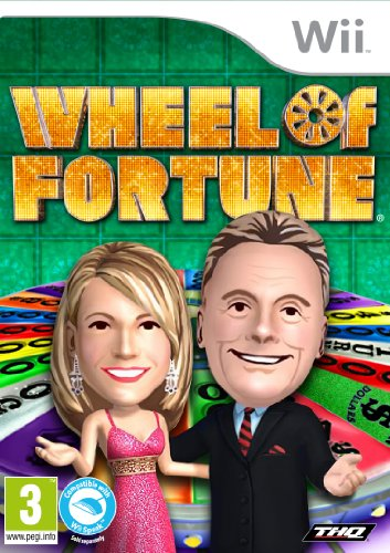 Wheel of Fortune (Nintendo Wii) [Import UK]