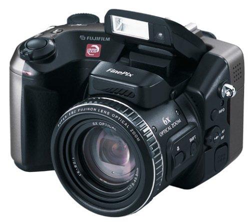 Fuji FinePix S602 Zoom Digitalkamera (3,1 Megapixel) Zoom-fuji Finepix