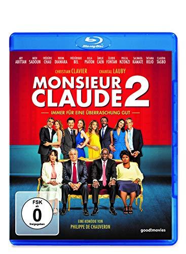 Preisvergleich Produktbild Monsieur Claude 2 [Blu-ray]