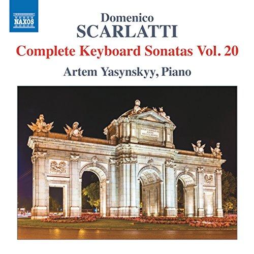 Intégrale des Sonates pour clavier (Volume 20)