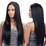 Best Home Fashion 72 Longs - Fancyku Wig Female Straight Long Beautiful Wig Hair Review