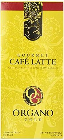 Organo Gold Gourmet Latte 14.8oz