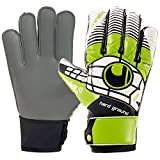 Uhlsport Eliminator Starter Graphit, color verde,blanco, talla 4