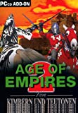 Age of Empires 2 - Von Kimbern & Teutonen Add-On