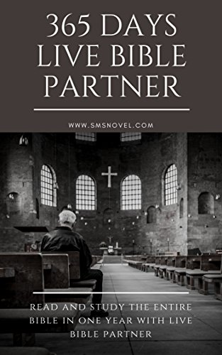 (PROMO) 365 Days Live Bible Partner (Interactive): Read & Study The Entire Bible In One Year With Live Bible Partner (English Edition)