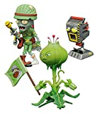 Diamond Select MAY168246 - Figuras de acción de plantas vs zombies