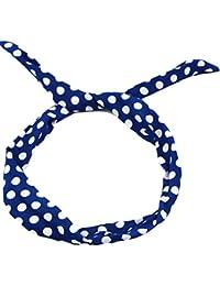 Zarlena Rockabilly Haarreif Haarband Polka Dots Hair Scarf 50's 50'er