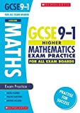 GCSE Maths Practice Book for the Higher Grade 9-1 Course with free revision app (Scholastic GCSE Maths 9-1 Exam Practice) (GCSE Grades 9-1)