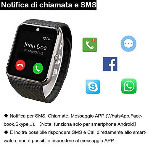 Zoom IMG-3 willful smartwatch android ios smart