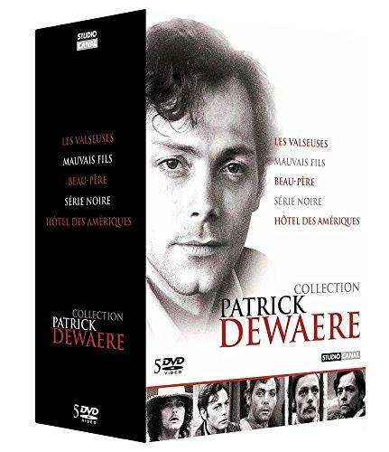 Coffret patrick dewaere : les valseuses ; un mauvais fils ; beau-père ; hôtel des amériques, série noire [FR Import]