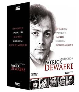 Coffret Patrick Dewaere