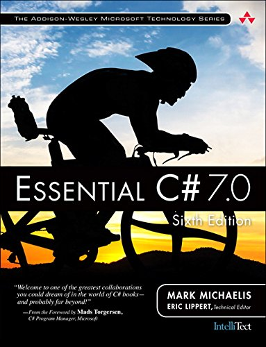 Essential C# 7.0 (Addison-Wesley Microsoft Technology)
