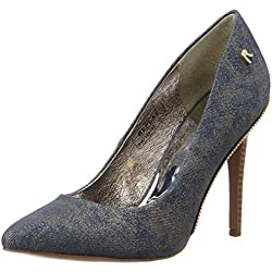 Replay Women's Blue Pumps and Peeptoes - 5 UK/India (38 EU)(6 US)
