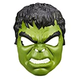 MARVEL - HULK - MÁSCARA CON MODULADOR VOZ / MASK WITH VOICE CHANGER - HULK