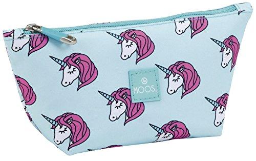 Safta Neceser Moos UnicornOficial Porta Maquillaje 230x80x120mm