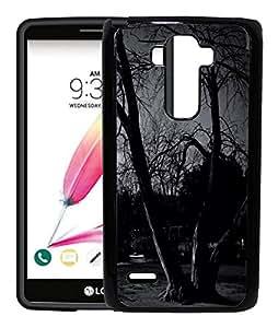 Toppings 2D Printed Designer Hard Back Cover For LG G4 Stylus H630D Design-10211