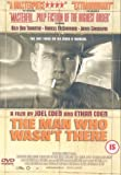 The Man Who Wasn't There (2001) [DVD]