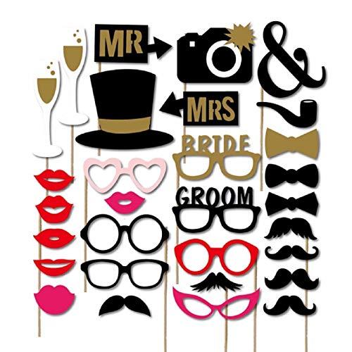 arty Booth DIY Kit für Hochzeit, Geburtstag, evetns & Funktionen von Schnitt Shop ()