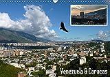 Venezuela & Caracas (Wandkalender 2019 DIN A3 quer): Natur und Architektur von Venezuela und Caracas (Monatskalender, 14 Seiten ) (CALVENDO Orte)