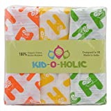 Letter H (Multicoloured Pack of 3) Perso...