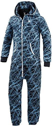Onepiece Unisex Jumpsuit Reach, Blau
