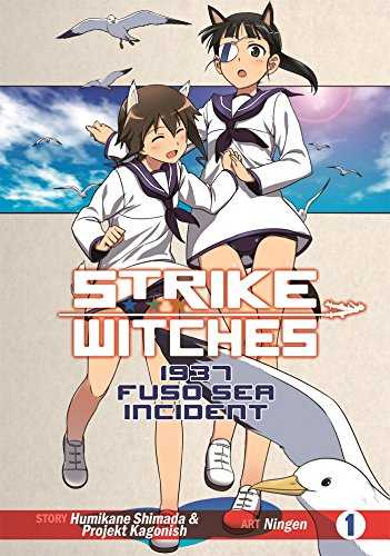 Strike Witches: 1937 Fuso Sea Incident