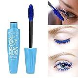 datework New Long Curling Makeup Eyelash Multicolor Waterproof Fiber Mascara Eye Lashes Eyelash