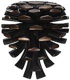 Pinecone Heurtoir de porte–huilé Bronze Taille (Premium)