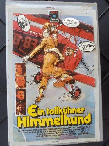 Ein tollkühner Himmelhund [VHS]