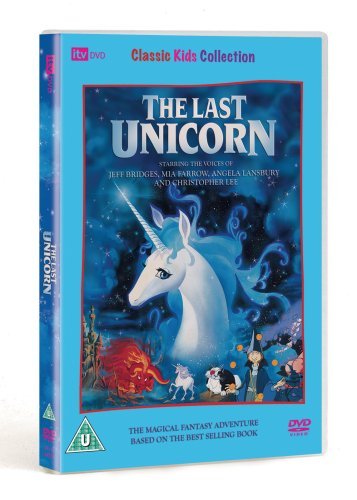 TATE DVD The Last Unicorn [DVD] [1982]