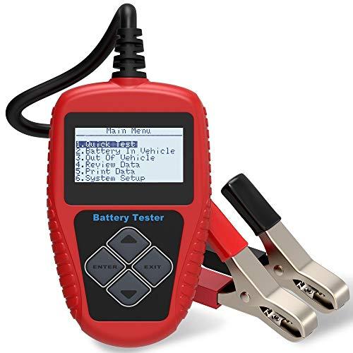 Quicklynks BA101100-2000CCA 220Ah 12V Auto analizzatore di Batteria Tester Diagnost Too
