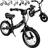 Laufrad Kinderlaufrad Easy Pirate Lernlaufrad Roller Kinder Fahrrad Lauflernrad