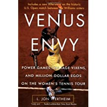 Venus Envy by L. Jon Wertheim (20-Jun-2002) Paperback