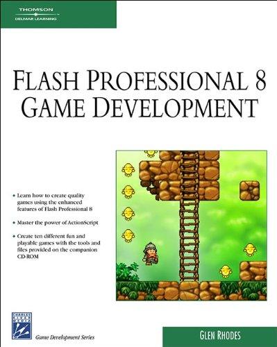 Flash Professional 8 Game Development Book/CD Package (Charles River Media Game Devel) por Glen Rhodes