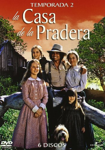La casa de la pradera (2ª temporada) [DVD]