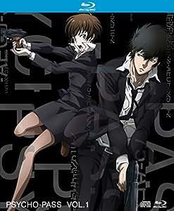 Psycho Pass Box #01 (Eps 01-11) (2 Blu-Ray+Cd)
