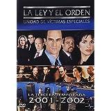 La Ley y El Orden UVE Temporada 3 Serie de TV Version Latina