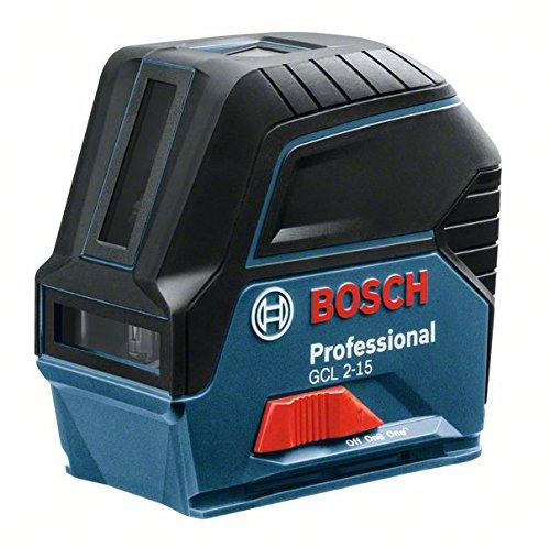 Preisvergleich Produktbild Bosch Professional 0601066e02GCL 2–15+ RM1+ Tragetasche–Blau (1)