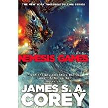 Nemesis Games (Expanse) by James S. A. Corey (4-Jun-2015) Hardcover