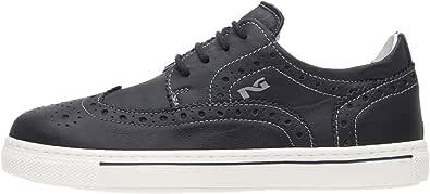 Nero Giardini P734120M Sneakers Teens da Ragazzo in Pelle