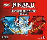 Lego Ninjago Hörspielbox 1 -