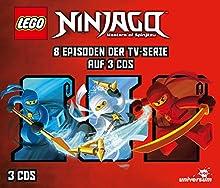 LEGO® Ninjago Hörspielbox 1
