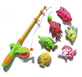 Best Kid Fishing Poles - Learning & education magnetic fishing toy comes Review